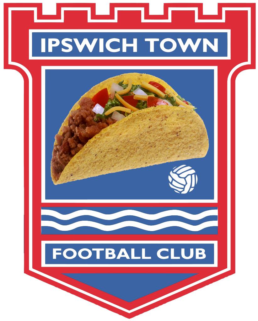 ITFC Taco Football Crest