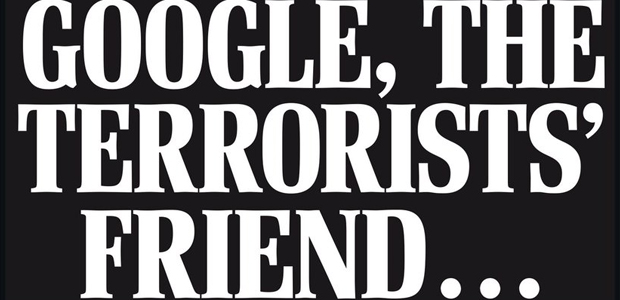 Google & Terrorism - The facts the Daily Mail Didn't Bother With