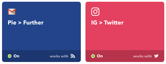 How to get IFTTT to post @ replies on Twitter | Dan Callis